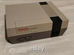 Nintendo Nes Pal Ou Ntsc Nesrgb + Snes Multiout Jeu Rétro Port
