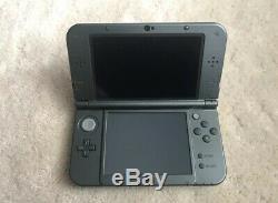 Nintendo New XL De Black Edition Avec 4k Jeux Ultimate Console Nintendo Retro