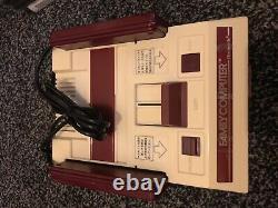 Nintendo Ordinateur De La Famille Ntsc Japon Famicom Rétro Jeu
