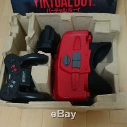 Nintendo Virtual Console Système Boy Japonais Version 1995 Retro Jeu Vidéo Utilisé