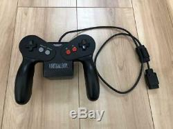 Nintendo Virtual System Boy Console Japonaise Version 1995 Junk Retro Jeu Vidéo
