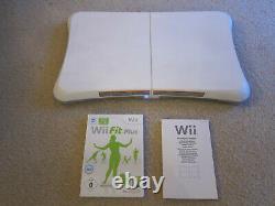 Nintendo Wii Bundle Rétro Testé Fonctionne 11 Jeux 3 Contrôleurs 4 Nunchucks En Boîte