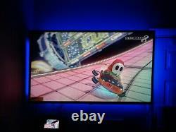 Nintendo Wii U Avec 42 Jeux Et 63 Jeux Rétro Wii Madded