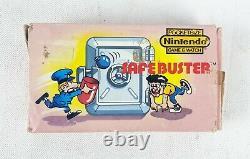 Nouveau Nintendo Safebuster Jb-63 Game & Watch Multiscreen Retro Japan 1988 G&w