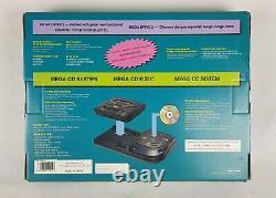 Nouvelle Console Sega Mega Drive 2 Système Vidéo 16 Bits Japon Retro Vintage Jeu Rare