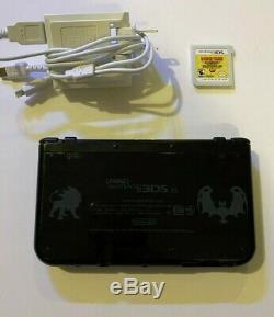 Nouvelle Nintendo 3ds XL Solgaleo Avec 4000+ Jeux Ultimate Retro Système Noir