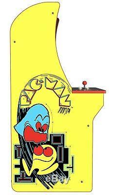 Pac Man Jeu Multi Arcade Cabinet Console Accueil Salle De Jeux Retro Gaming Machine