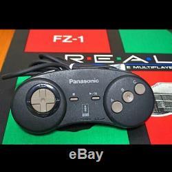 Panasonic Real 3do Fz-1 Console De Jeux Vidéo Système 1993 Retro