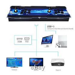 Pandora 12 3188 En 1 Jeux 3d Hd Retro Arcade Console 2 Contrôleur Pour La Famille