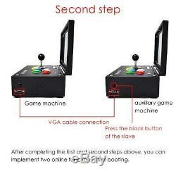Pandora Box 3d Arcade Game Jamma Machine Hdmi Retro Console 10inch Écran