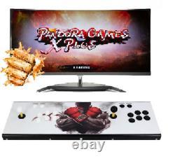Pandora Jeux X Plus 3303 Juegos Retro Consola Maquina Arcade Vidéo Vga / Hdmi S