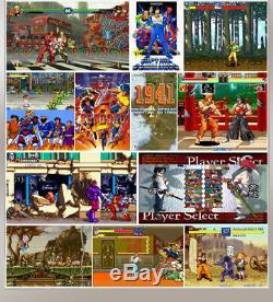 Pandora Trésor Jeux 2260 In1 Retro Jeu Vidéo Arcade Console 3d Hdmi Nouveau