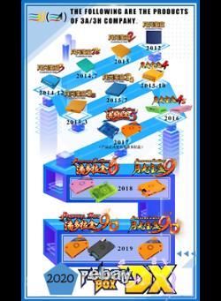 Pandora's Box DX 3000 En 1 Retro Video Game Arcade Console Uk Stock