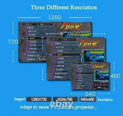 Pandora's Box12 3188in-1 Jeux Vidéo Retro Arcade Console Parfaite Pour 4 Joueurs