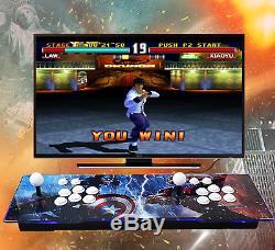 Pandoras Box 9s 3160 Retro Games Arcade Console De Jeux Sticks Double Hdmi