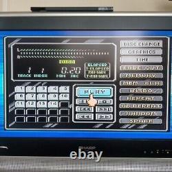 Pc Engine Duor Console Système Pce-duor Nec 1993 Retro Jeu Vidéo Utilisé Bateau Libre