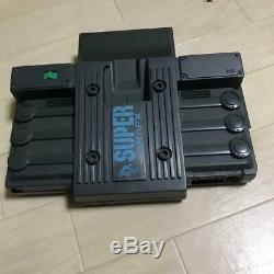 Pc Engine Super Grafx Console Système Nec Noir 1989 Junk Retro Jeu Vidéo