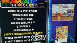 Pi 3b + Rasberry Retro Arcade Jeux Emulator 200gb Jeux Pour Que