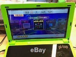 Pi Top Ordinateur Portable Raspberry Pi 3 Retro Gaming Impressionnant Muset Voir