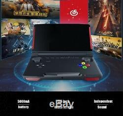 Powkiddy Black Lion X18 Andriod Poche Rétro Console De Jeu 5.5 Pouces Quad Core