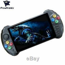 Powkiddy X15 Android Retro Console Portable Jeu 5.5 Pouces 1.280.720 Écran
