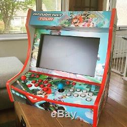 Préf.2 Joueur De Jeu Bartop Arcade Machine Retro Console / Mame