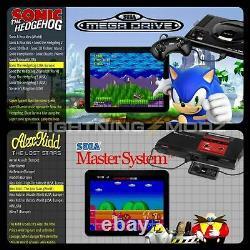 Premium Retro Games Console Plug & Play High Spec Arcade Machine, Hdmi