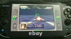 Ps Vita 3.60 Henkaku, 50 Jeux Et 3000 Jeux Rétro. Psp Ps1 Portable