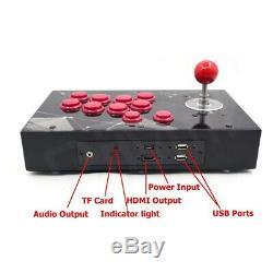 Rac-s400 Retro Arcade Game Console Raspberry Pi Modèle B 4 4go 128go Us Stock