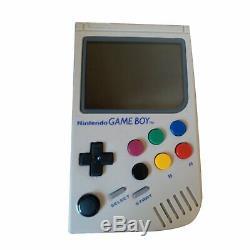 Raspberry Pi 3 B Retropié 64gb Console Rétro Jeu Gameboy Psv2000 Analog Stick