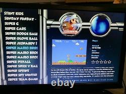 Raspberry Pi 4b Préchargé Pie Retro 7500 + Jeux. Tout Inc. Plug & Play