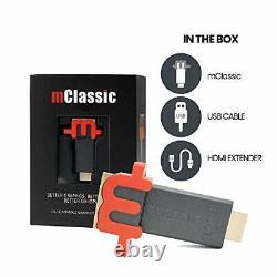 Rétro Console De Jeu Et Nintendo Switch Accessoires Plug & Play Real-time Enhancer