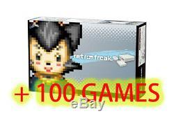 Retro Freak 11 Dans 1 Hdmi Nes Snes Fc Sfc Genesis Système Console Gameboy + 100 Jeu