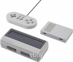 Retro Freak Premium Game Console Basic (pour Sfc) Set Standard Japon Cy-rf-d Nouveau
