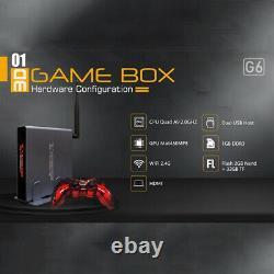Rétro G6 3d Game Box Console De Jeux Vidéo