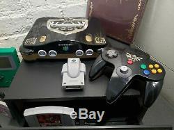 Rétro Lot Zelda Peint Personnalisé Nintendo 64 N64 GB Pak Gameboy Jeux Et Plus