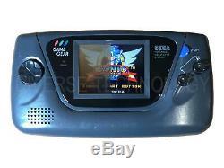 Retro Sega Game Gear Console Portable (mcwill LCD Nouveau Verre Écran Lens)