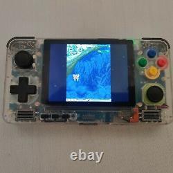 Retroid Pocket 2 V8.1 V2 Retro Gaming System Avec Pegasus Snow USA Vendeur