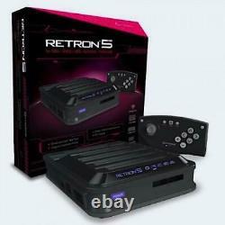 Retron 5 Hd Rétro Console De Jeu