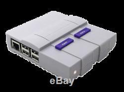 Retropié Emulation Station Console Rétro 110,000+ Jeux Système Raspberry Pi 64gb