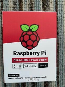 Retropié Raspberry Pi 4 Retro Arcade Gaming 2 Pads Classiques Snes 30.000 De Rom