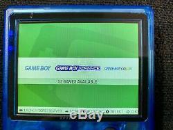 Retrostone 2 Handheld Retro Gaming Console Special Bleu Clair Avec Joystick