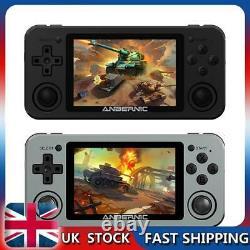 Rg351m Portable Video Game Console Retro Handheld Pocket 2000 Joueur De Jeux