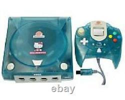 Sega Dreamcast Console System Hello Kitty Home Consoles De Jeux Vidéo Japon