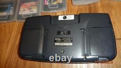Sega Game Gear Console Avec Beaucoup De Jeux Retro Handheld
