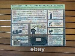 Sega Game Gear Retro Console De Poche Avec Repro Box Lire La Description