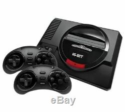Sega Mega Drive Flashback Mini Console Hd New Retro Old School 85 Jeux