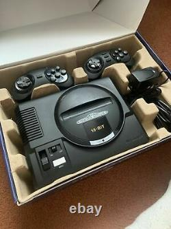 Sega Mega Drive Flashback Mini Hd Console Retro Old School 85 Jeux