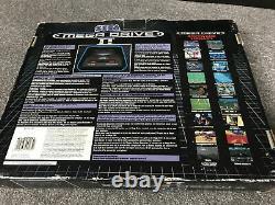 Sega Megadrive 2 Console Boxée Avec 37 Jeux Huge Gaming Joblot Bundle Retro 90s
