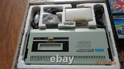 Sega Sg 1000 II Console Avec Boîte De Jeu Retro